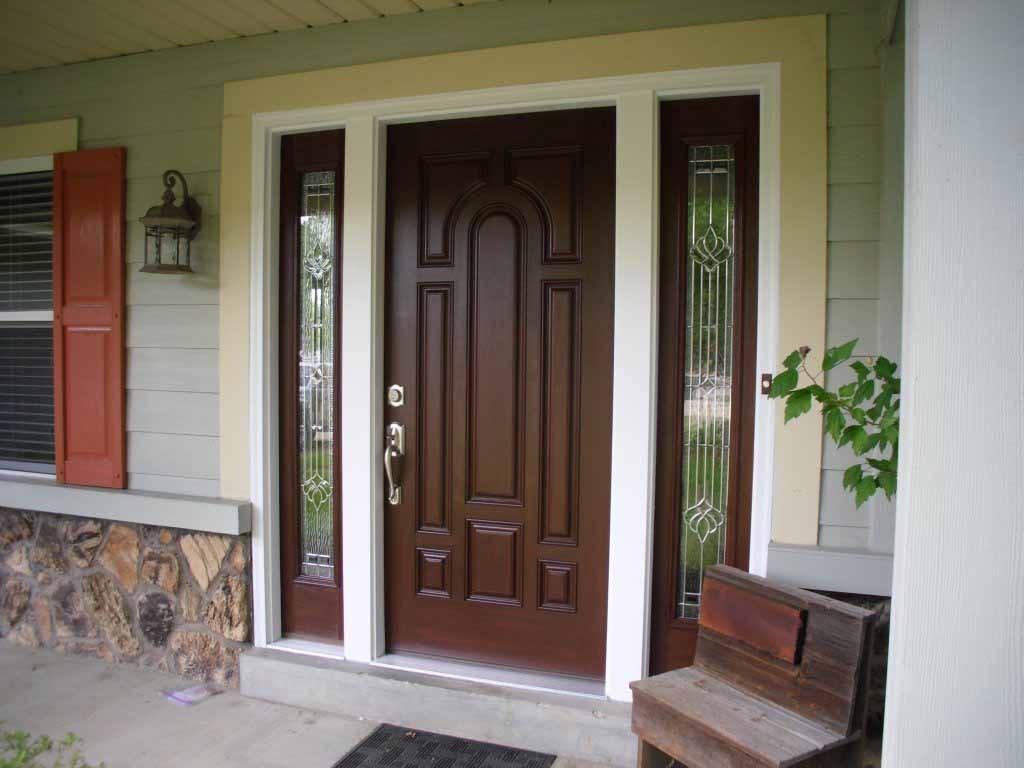Входни врати – първото впечатление за Вашия дом