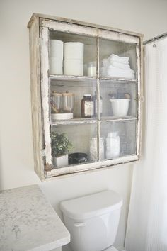 от стар прозорец - нов шкаф