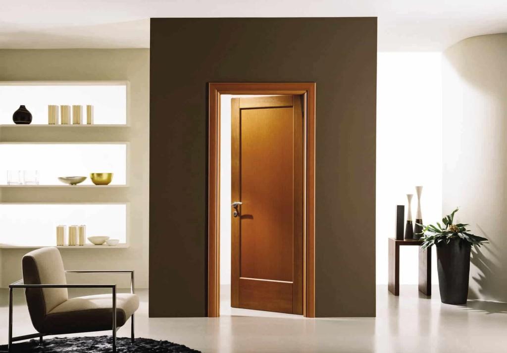 Видове интериорни врати