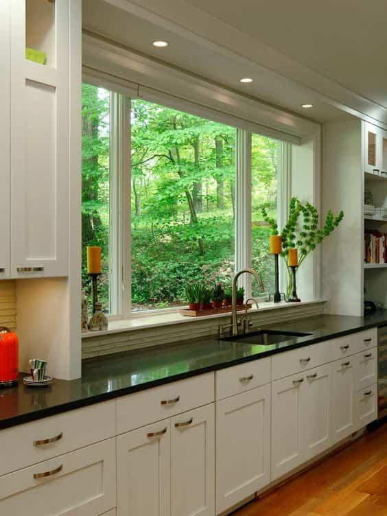 Кухненски прозорци