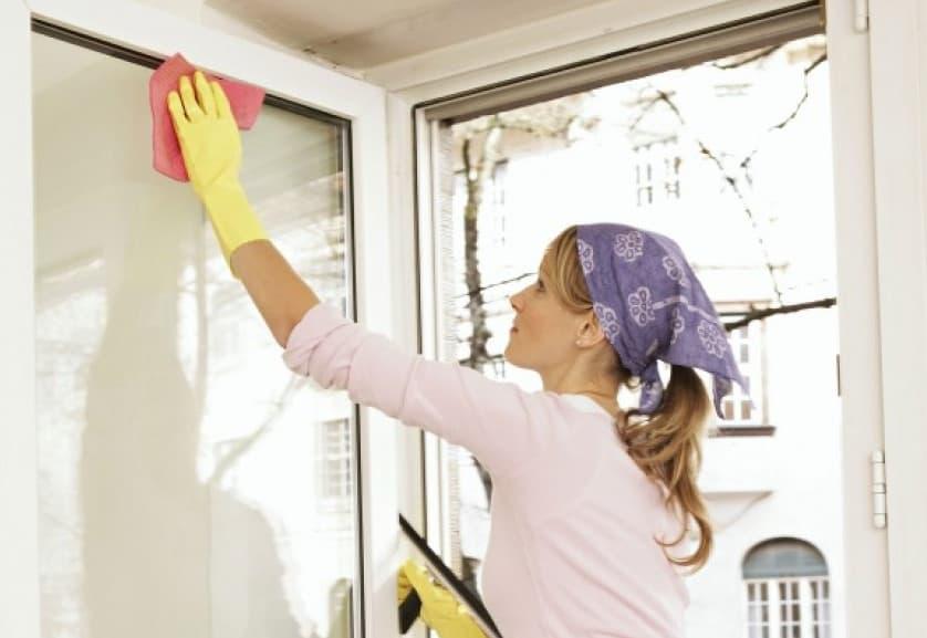 Бабини рецепти за чисти прозорци