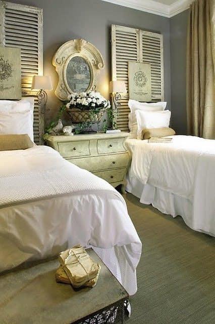 декорация за спалнята