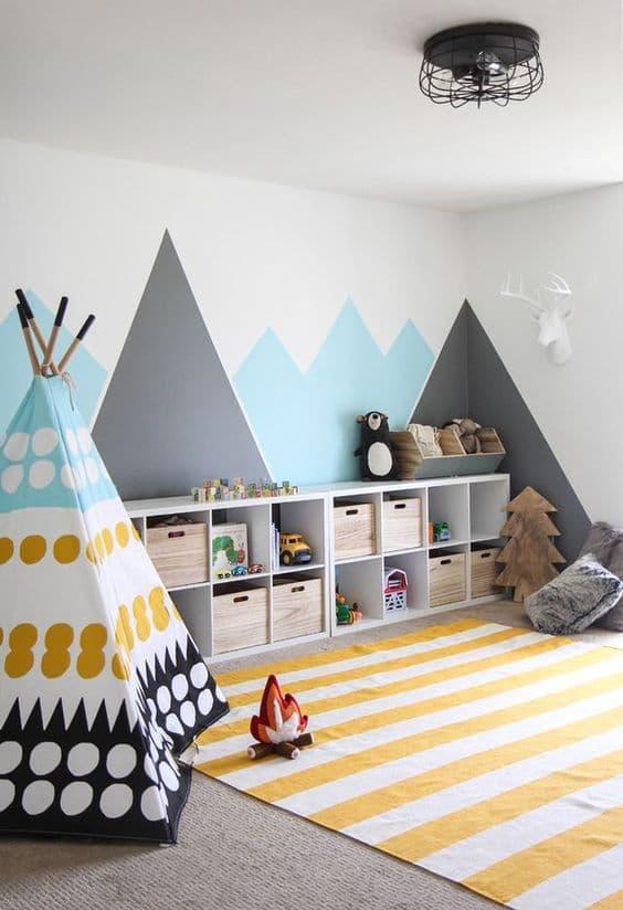 креативност в детската стая