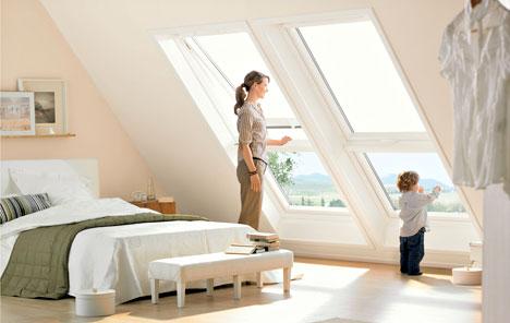 покривни прозорци