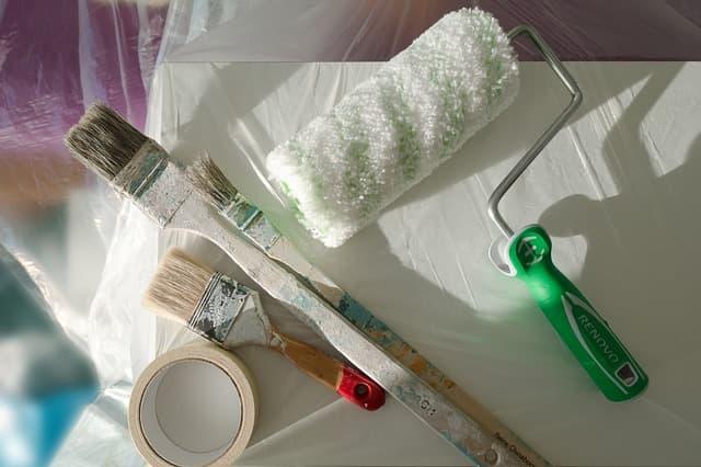 подготовка и инструменти за боядисване