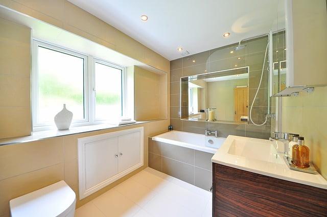 Съвети как лесно да поддържаме банята