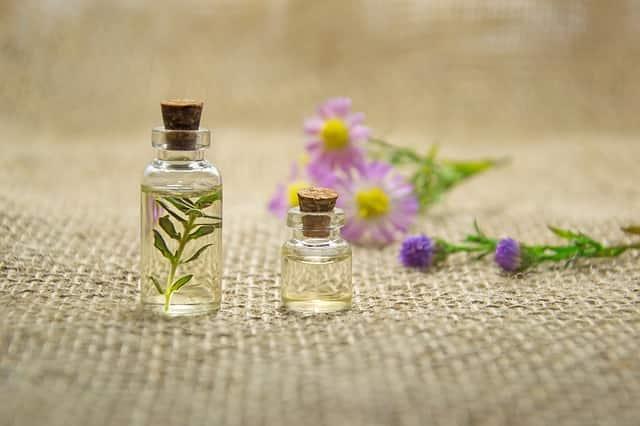 етерични масла за баня