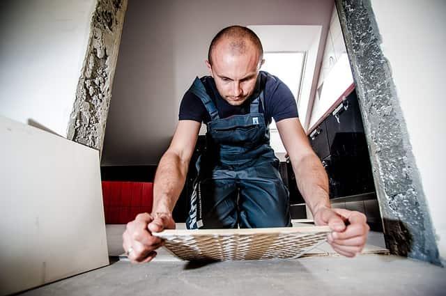 ремонт на пода